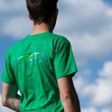 "T-Shirt ""Cloud"" MEN - Kelly Green"